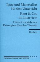 Peters / Rolf, Kant & Co. im Interview